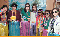 NYU Langone Medical Center - Luau Party